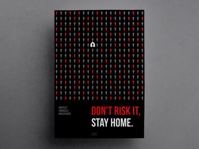 POSTER / #stayhome