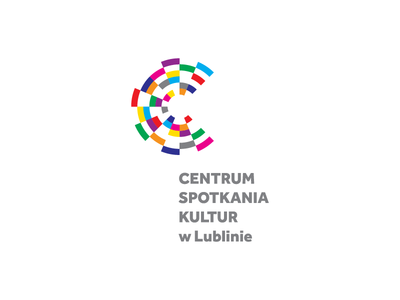 Centre for the Meeting of Cultures in Lublin / logo branding graphicdesign graphic brand logodesigner designer design logodesign mark sign cultures meeting center centre logo