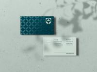 UTOPIA® / Medicinal Herbs print utopia businesscard business card brand icon logodesign identity mark logodesigner branding design designer logo