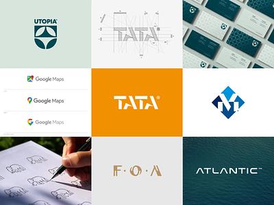 Best 9 shots of 2020 ✨ logos font portfolio newyear topnine 2020 9 typography brand icon logodesign identity mark logodesigner branding design designer logo