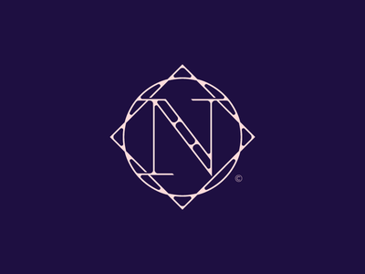 NOVA DAMA© / Permanent Cosmetics woman lettermark modern luxury cosmetics symbol letter typography brand icon logodesign identity mark logodesigner branding design designer logo