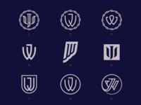 Jachty Wiszniewski / monogram JW