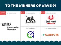 mylogowave / 🏆 1st place (Wave 9)