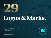 29 Logos & Marks. ✨