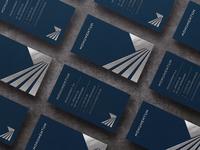 MONUMENTUM / business card design