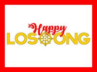 Happy Losoong