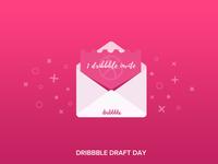 Dribbble Draft Day