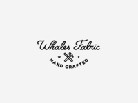 Whales Fabric #1