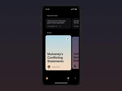 For iOS-engineers swipe github ios redmadrobot mobile