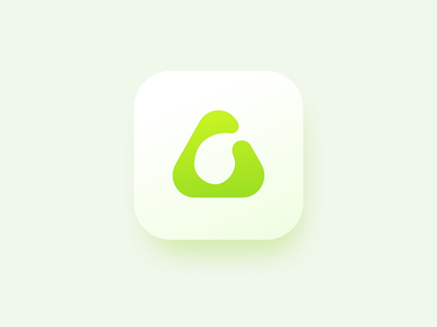 admire.so-icon wantline green design admire.so admire app flat logo icon