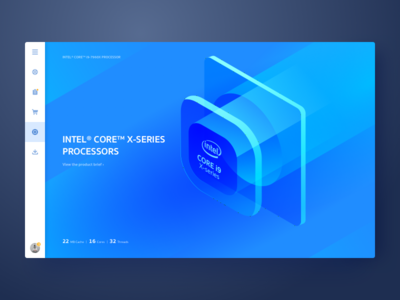 Intel i9 atom i9 core processors support clean inside xeon intel blue ui web