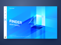 Finder 1x
