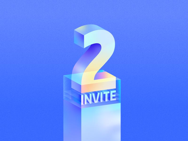 2invite wantline invite dribbble draft