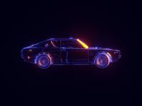Hologram-Car