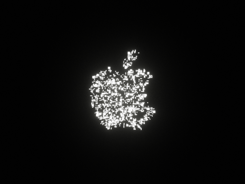 Apple logo -811