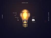 daily UI_73-Light bulb