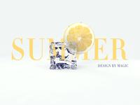 daily UI_78-Lemon ice cubes