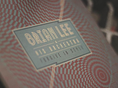 Brian Lee EP