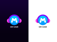 Logo Mix Game Studio