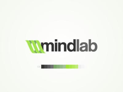 Semi-final logo mind lab logo mindlab science mark branding