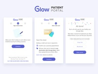 Set up your Glow Patient Portal