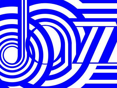 Jazz Night lettering jazz graphic design
