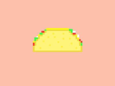 Pixel Taco