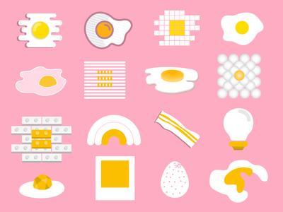 Sixteen Eggs