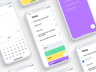 Tasker — ToDo app