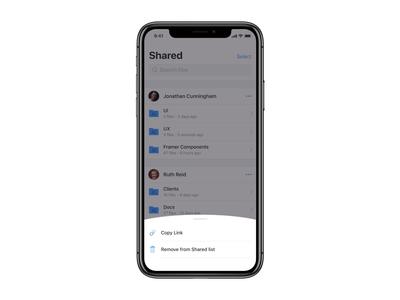 Handlebar — Shary app
