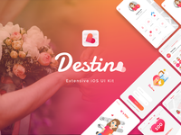 Destino iOS UI KIT