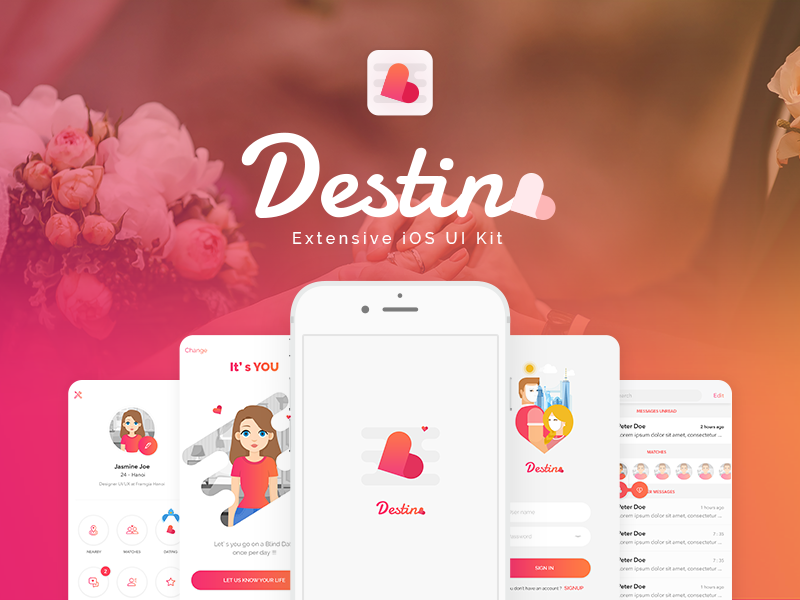 from Ari design a dating app