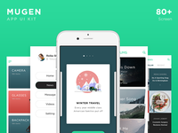 Mugen App UI KIT - Envato