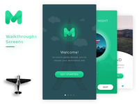 Mugen App Ui Kit - Walkthroughs