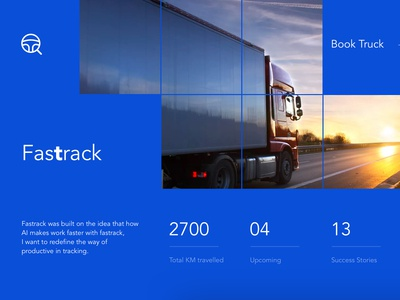 Book Your Truck