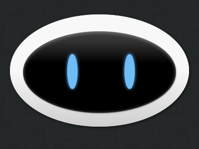 CSS3 Robot head css3 robot app responsive