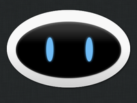 CSS3 Robot head