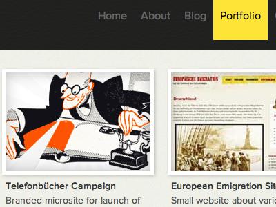 Portfolio portfolio design web texture
