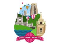 Bristol Dribbble Event