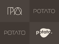Ditched/rejected logo concepts