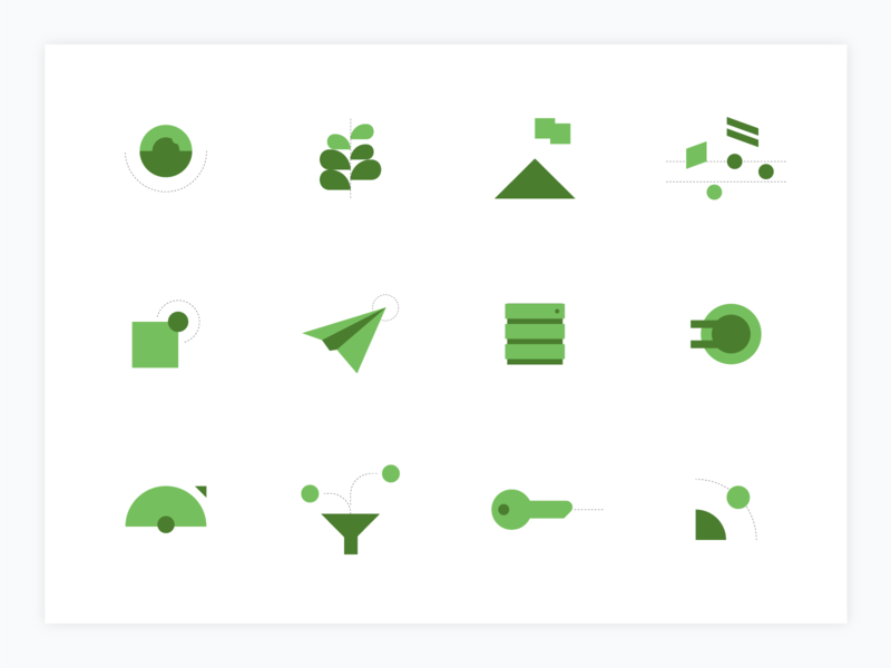 Android Developers: Iconography developers android google illustration icons