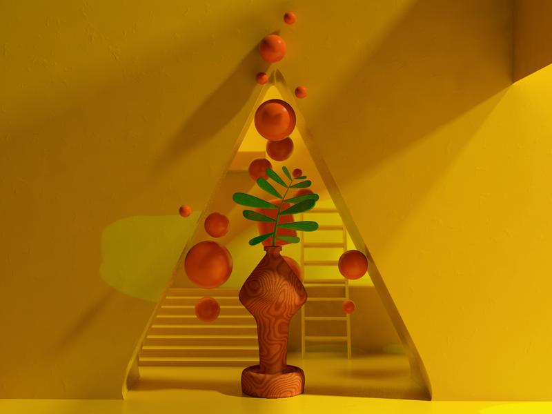 Absolution cinema4d design motion graphics art illustration