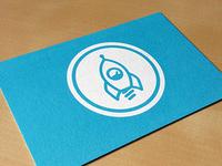 Voltronik Business Cards - Front