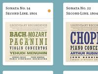 32 Sonatas