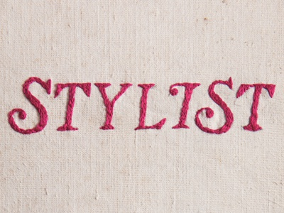 Stylist - 100th Birthday Cover Competition branding stitching competition magazine