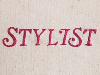 Stylist - 100th Birthday Cover Competition