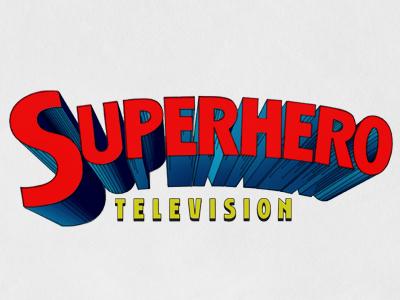 Superhero TV Branding