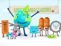 WWF Green Ambassadors