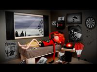 Cut&Paste Superhero Puppet - Animation Still