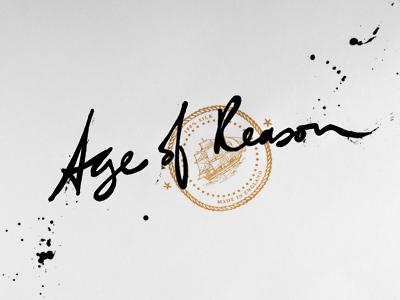 Age of Reason Logo